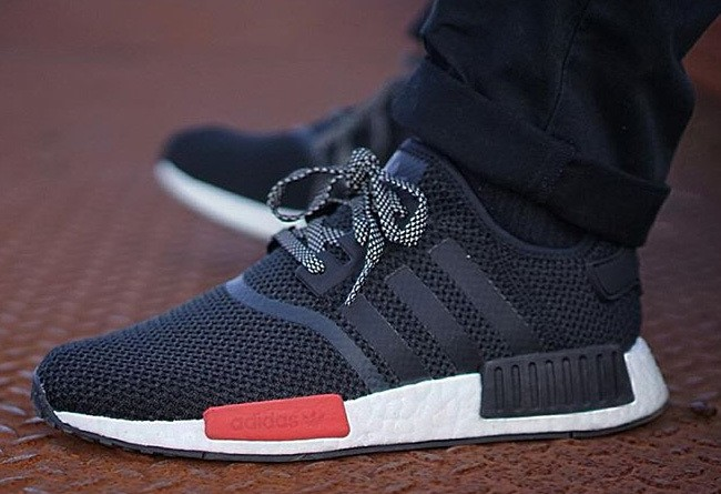 adidas nmd r1 femme rouge