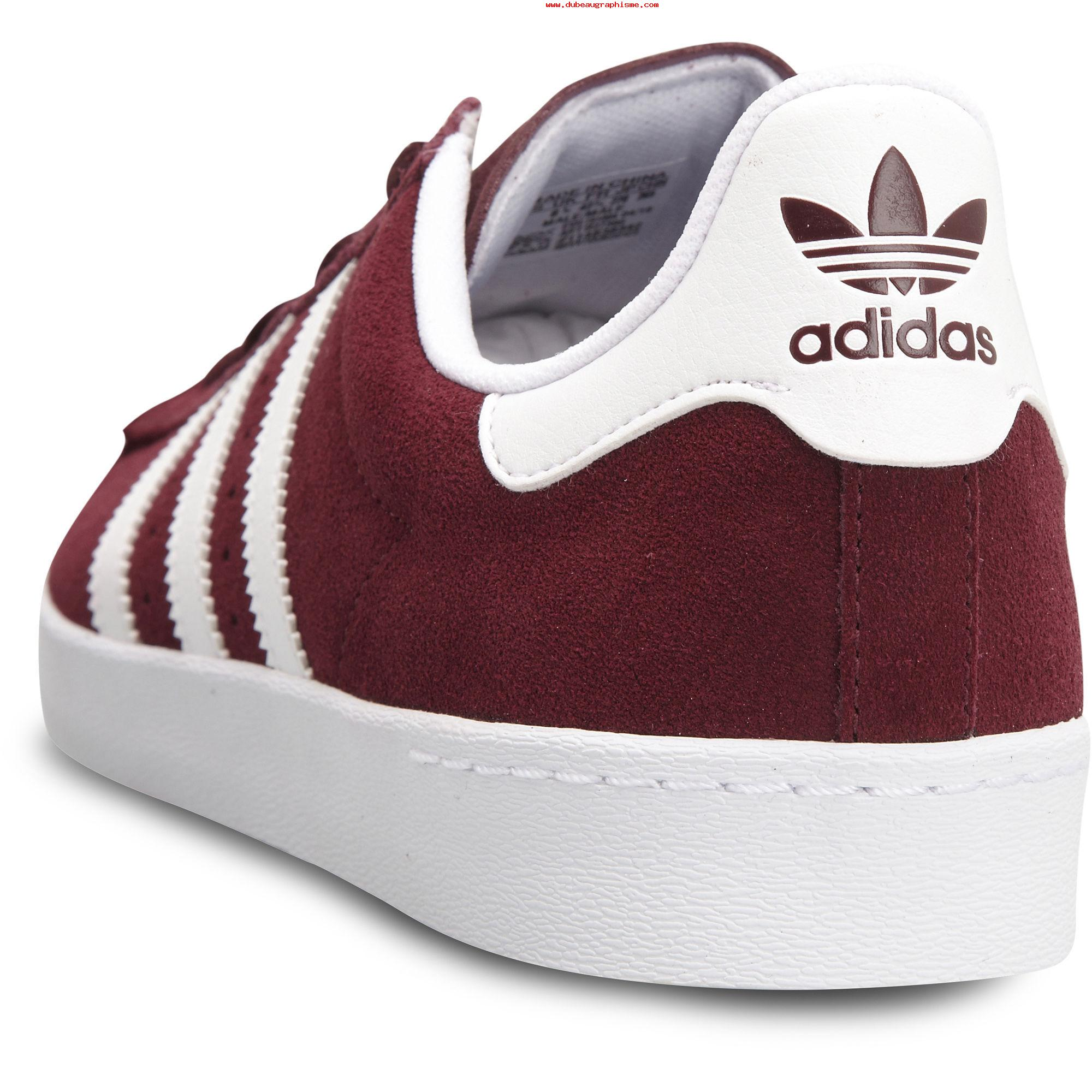 basket femme adidas superstar bordeaux