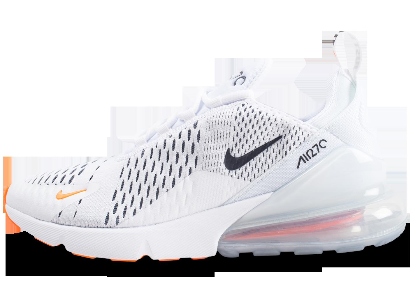 chaussure nike air max 270 orange