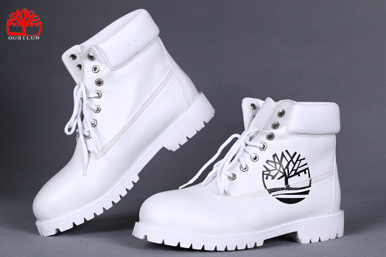 basket timberland homme blanche